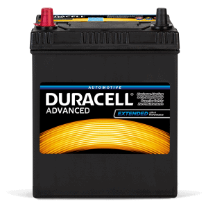 DURACELL ADVANCED DA40L 12V 40Ah 360A L+